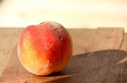 last peach